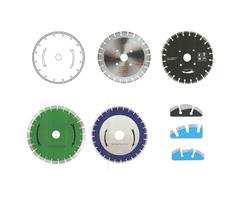 Diamond Segmented Circular Saw Blades