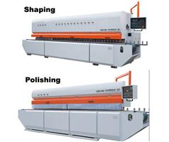 Stone Arc-edge Grinding and Polishing Machine TJYD-1200(180°)