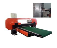 Granite and Marble Horizontal Thin Plate Cutting Machine TJWK-1200(full belt)