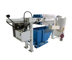 TJFL-450, Stone and Ceramic Sewage Processing Machine