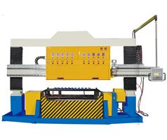TJAPM-350-2000-10/12 Circular Slab Polishing Machine